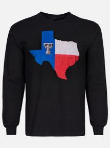 Texas Tech Red Raiders Finish Long Sleeve Shirt