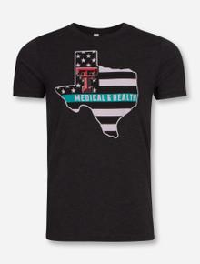 Texas Tech Red Raiders Medical & Health Pride T-Shirt