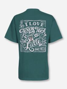 """Texas Tech Red Raiders """"Latte"""" T-Shirt"""
