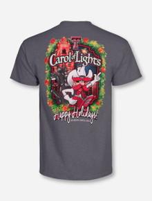 Texas Tech Red Raiders Carol of the Lights Celebration 2017 T-Shirt
