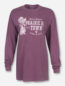 Texas Tech Red Raiders Prairie Dog Town Long Sleeve Shirt