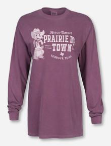Texas Tech Red Raiders Prairie Dog Town Long Sleeve Shirt