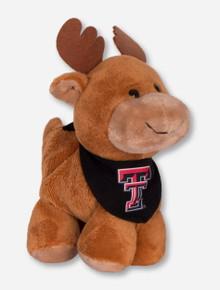 Texas Tech Red Raiders Moose Plush Toy