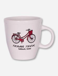 Texas Tech Red Raiders Bike Coffee Mug