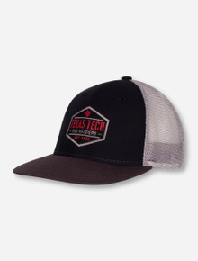 Legacy Texas Tech Red Raiders Est. 1923 Mid-Pro Snapback Cap