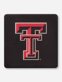Texas Tech Red Raiders Full Color Double T Coaster