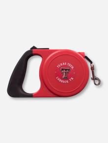 Texas Tech Red Raiders Retractable Pet Leash