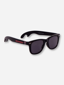 "Texas Tech Red Raiders ""Way"" Bottle Opener Sunglasses"