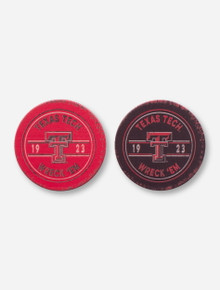 Texas Tech Red Raiders 2 Pack Ceramic Car Coasters