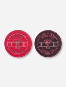 Texas Tech Red Raiders 2 Pack Ceramic Car Coasters