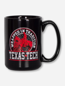 Texas Tech Red Raiders Wrapped in Tradition Coffee Mug