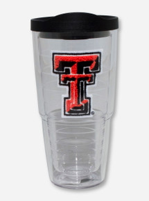 Tervis Texas Tech Double T on Large Travel Tumbler