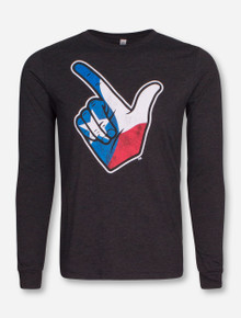 Texas Tech Red Raiders Texan Guns Up Long Sleeve Shirt