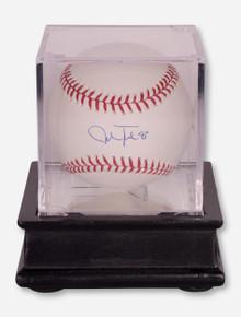 Josh Tomlin MLB Signed Baseball