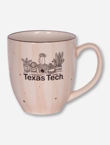 Texas Tech Red Raiders Cactus Coffee Mug