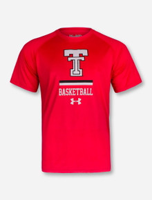 "Under Armour 2018 Texas Tech Red Raiders ""Dominate"" T-Shirt"