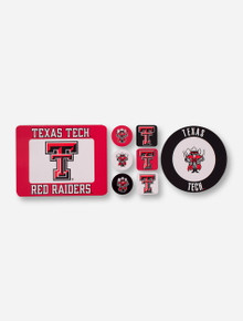 Texas Tech Red Raiders Fan Magnet Pack