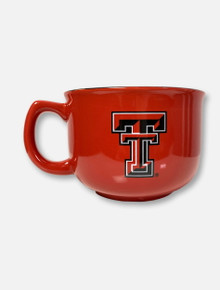 Texas Tech Red Raiders Oversized Soup Mug