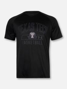 Under Armour Texas Tech Red Raiders Basketball Classic T-Shirt