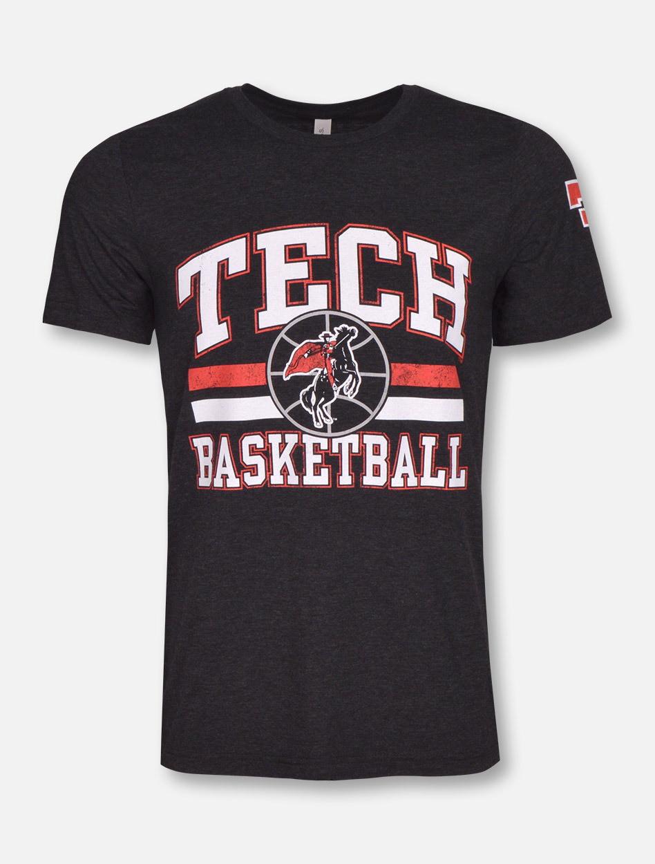 6f9e825c Texas Tech Red Raiders Vintage Big Baller Basketball T-Shirt