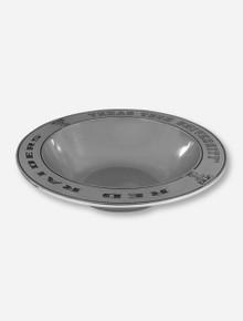 Wilton Armetale Texas Tech Medium Round Metal Serving Bowl