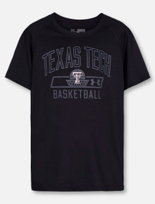Under Armour Texas Tech Basketball Classic YOUTH T-Shirt