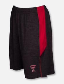 "Arena Texas Tech Red Raiders ""Fundamentals"" Basketball Shorts"