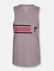 "Arena Texas Tech Red Raiders ""Stillwell"" Muscle Tank Top"