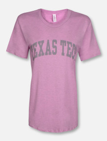 Classic Texas Tech Red Raiders Grey Arch T-Shirt