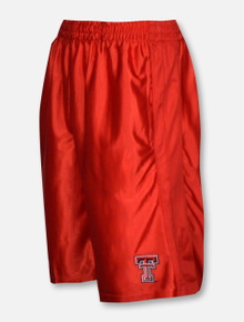 ProEdge Texas Tech Red Raiders Double T Basketball Shorts