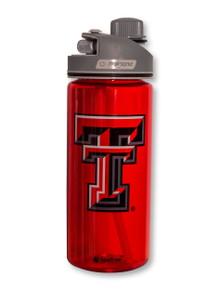 Texas Tech Double Red Raiders Double T Water Bottle