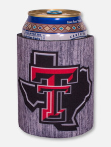 Texas Tech Red Raiders Lone Star Pride Can Cooler