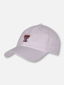 Vineyard Vines Texas Tech Red Raiders Double T Logo Adjustable Cap