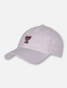 Vineyard Vines Texas Tech Red Raiders Double T Logo Adjustable Cap