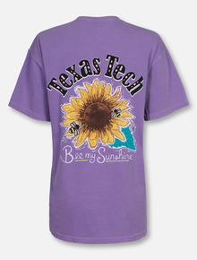 Texas Tech Red Raiders Bee My Sunshine T-Shirt
