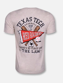 "Texas Tech Red Raiders ""No Place Like the Law"" T-Shirt"