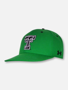 Under Armour Texas Tech Red Raiders Shamrock Fitted Cap