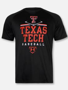 Under Armour Texas Tech Red Raiders Baseball Batter Up T-Shirt