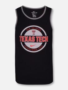 Nike Texas Tech Red Raiders Est. 1923 Tank Top