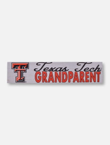Texas Tech Red Raiders Grandparent Wall Art