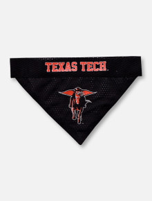 Pets First Texas Tech Red Raiders Reversible Dog Bandana