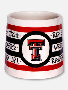 Magnolia Lane Texas Tech Red Raiders Double T Coffee Mug
