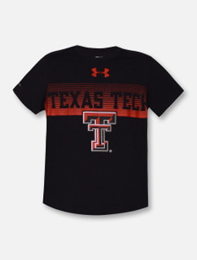 Under Armour Texas Tech Red Raiders Retrograde YOUTH T-Shirt
