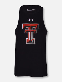 500dd336 Under Armour Texas Tech Red Raiders Step and Repeat Tank Top
