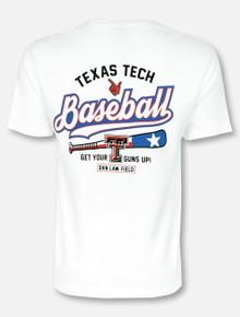 Texas Tech Red Raiders State Batter T-Shirt