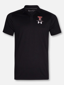 Under Armour 2018 Texas Tech Red Raiders Sideline Pinnacle Polo