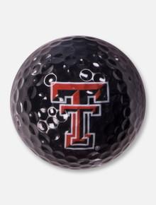 Texas Tech Red Raiders Double T Golf Ball