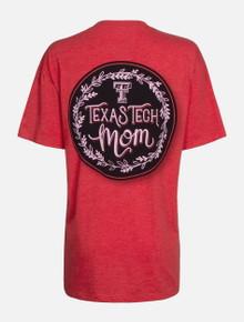 """Texas Tech Red Raiders Mom """"Farmers Market"""" T-Shirt"""