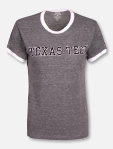 League Texas Tech Red Raiders Texas Tech Ringer T-Shirt
