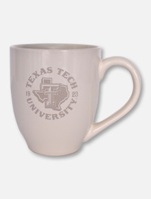 Texas Tech Red Raiders Texas Tech University Pride Logo 16oz Coffee Mug